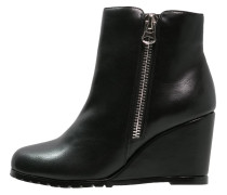 Ankle Boot black/silver