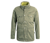 TAIGA FOREST 3IN1 Parka olive