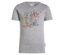 Unterhemd / Shirt gris chine