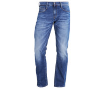 OREGON - Jeans Straight Leg - light scratched used