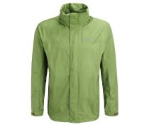 PRECIP Hardshelljacke alpine green