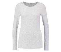 PCSAWANNA - Langarmshirt - light grey melange