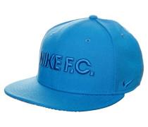 F.C. Cap blue spark