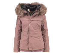 MERALDA - Winterjacke - mud rose