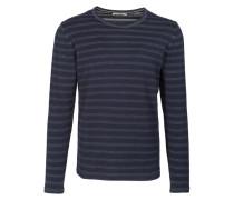 FABIAN Sweatshirt navy/rey melange