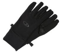 SIERRA Fingerhandschuh black/black