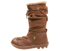 Snowboot / Winterstiefel wood