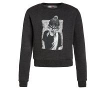 KATYS Sweatshirt black/grey