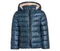 Winterjacke blue