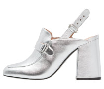 CHARITY - High Heel Pumps - silver