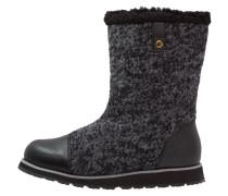 LUNA - Snowboot / Winterstiefel - black
