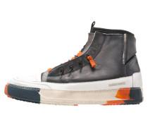 GRIFFIN Sneaker low nero/bianco