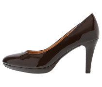 High Heel Pumps brown