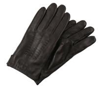 Fingerhandschuh dunkel braun