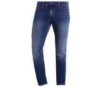 SLIM STRAIGHT - Jeans Slim Fit - blue denim