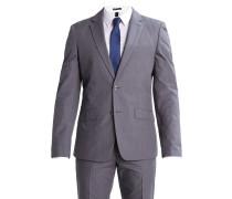 Anzug - mottled grey
