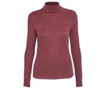 Langarmshirt maroon