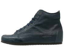 Sneaker high monalisa blu