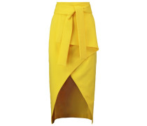 Bleistiftrock canary yellow