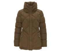 Winterjacke Brown