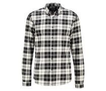 ONSSVEN SLIM FIT Hemd black/white