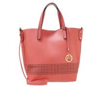 Shopping Bag rose/black