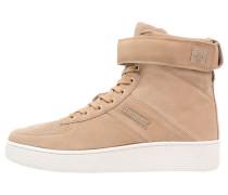 ENZO Sneaker high nude
