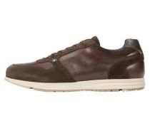 Sneaker low dark brown