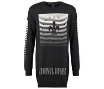 SURRENDER Sweatshirt black/white