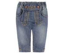 Jeans Shorts denimblau