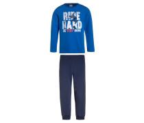 LONGBOARDS Pyjama strong blue