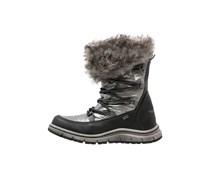 Snowboot / Winterstiefel silver/black