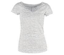 MUSTHAVE TShirt print white stripe