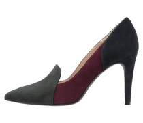 DIAN Pumps smog/bordeaux/abyss