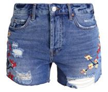 PAINTERLY ASHLEY - Jeans Shorts - middenim