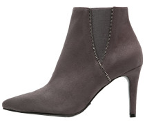 DIXIE High Heel Stiefelette grey