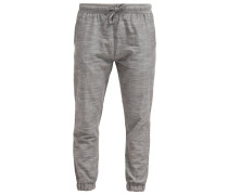 HORIZON Jogginghose mottled grey