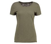 T-Shirt basic - kaki