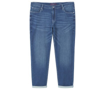 COMFY Jeans Relaxed Fit dark blue