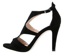 WALKER High Heel Sandaletten black