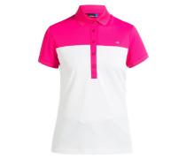 CARIN TX TORQUE Poloshirt pink intense