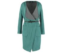 Wollmantel / klassischer Mantel mint