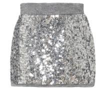 NITPEPLAUA Minirock grey melange