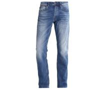 JJICLARK JJORIGINAL - Jeans Straight Leg - blue denim