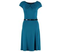 Jerseykleid - maroccan blue