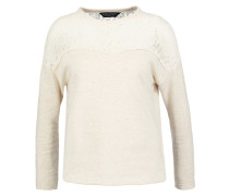 Sweatshirt taupe/beige