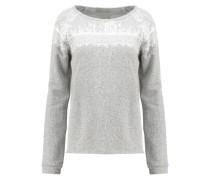 LARISA Sweatshirt dark grey melange