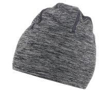 Mütze dark grey heather