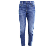 CINDY - Jeans Slim Fit - mid blocking
