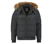 JOTUS Winterjacke black